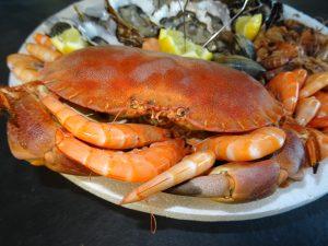 plateau crustaces asserac loire atlantique
