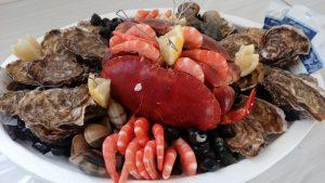 plateaux fruit de mer herbignac loire atlantique